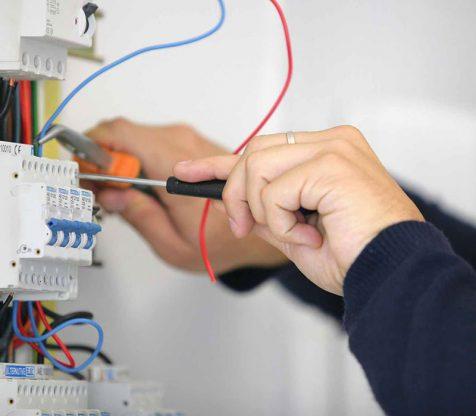 fuse box repair