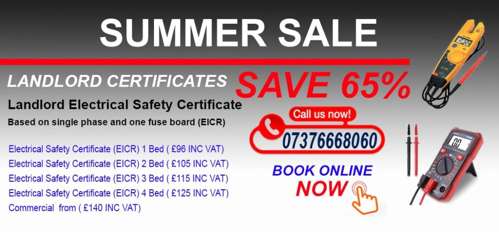 landlord certificate prices